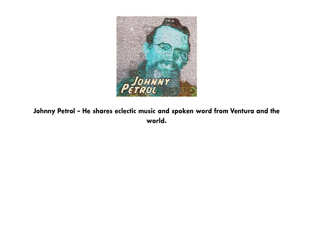Johnny Petrol copy