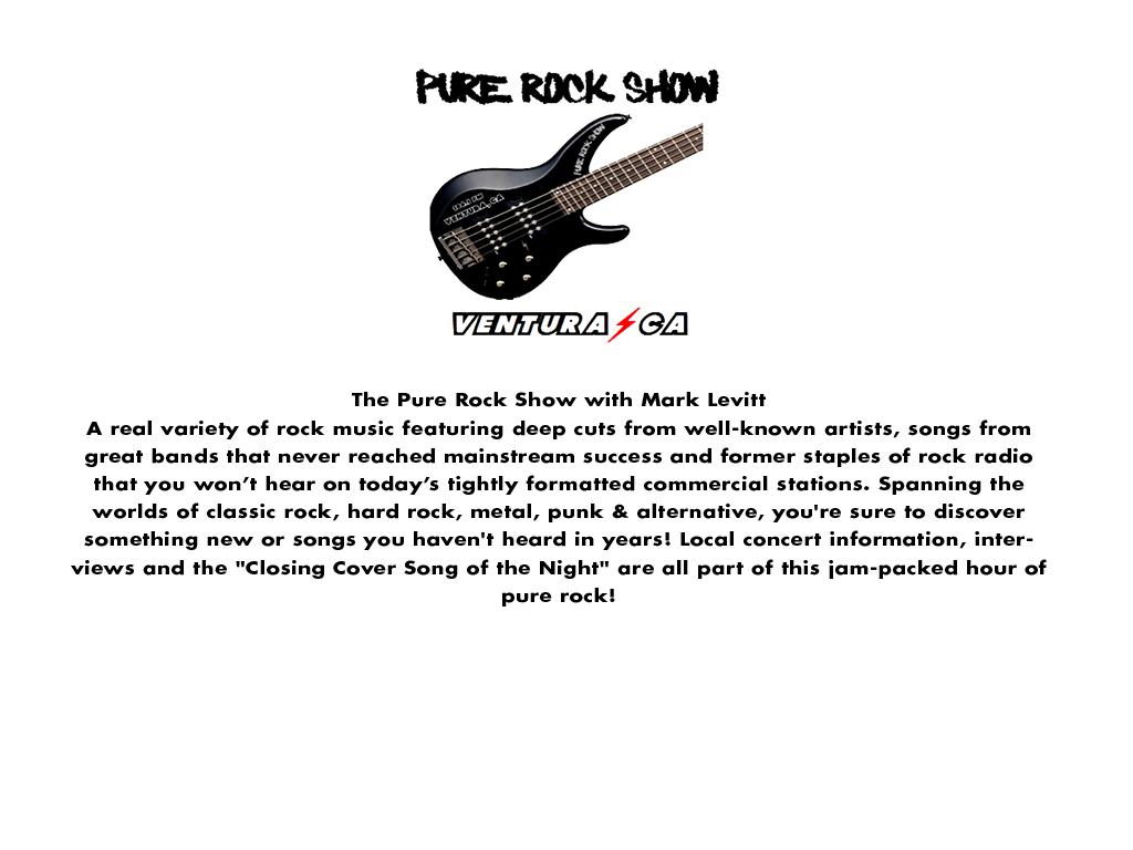 Pure Rock Show copy